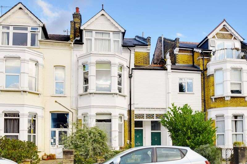 2 Bedrooms Flat for sale in Palmerston Road, Bowes Park, N22