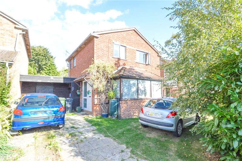 3 Bedrooms Detached House for sale in Highfields, Great Yeldham, Halstead, CO9