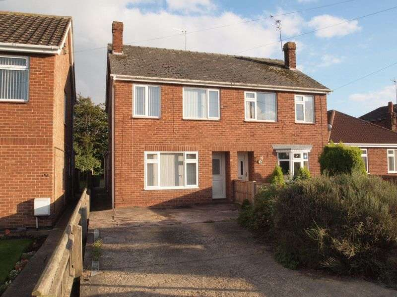 3 Bedrooms Semi Detached House for sale in Woodville Road, Boston