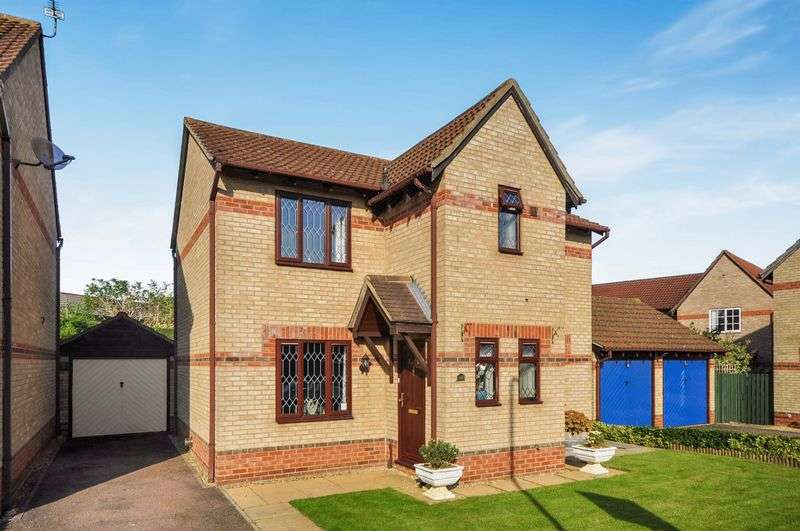 3 Bedrooms Detached House for sale in Mulberry Drive, Bicester