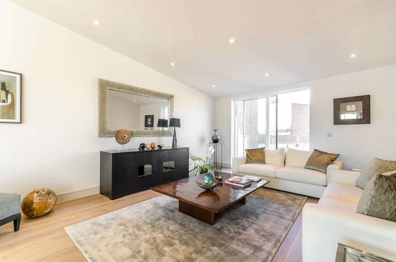 3 Bedrooms Penthouse Flat for sale in Woodlands Way, Putney, SW15