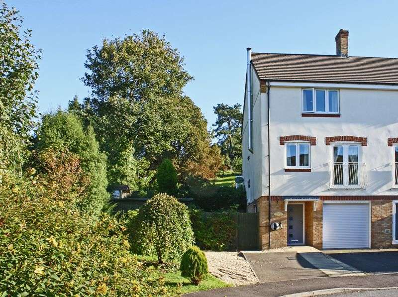 3 Bedrooms House for sale in Lilley Walk, Honiton