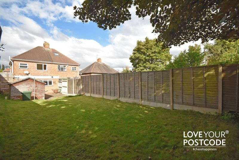 3 Bedrooms Semi Detached House for sale in Tower Road, Oldbury, Tividale, B69 1NA
