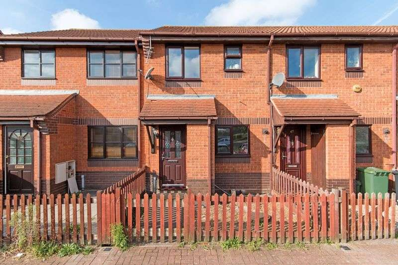2 Bedrooms Terraced House for sale in Oakmead Place, Mitcham