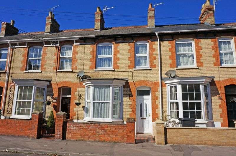 3 Bedrooms Terraced House for sale in Portland Street, French Weir, Taunton