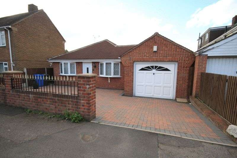 2 Bedrooms Detached Bungalow for sale in MONCRIEFF CRESCENT, CHADDESDEN