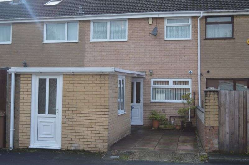 2 Bedrooms Terraced House for sale in Durham Walk, Heywood