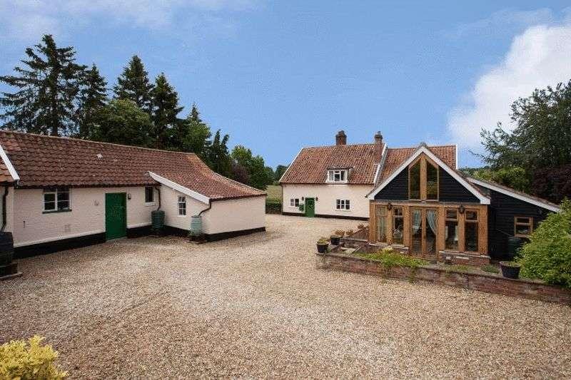 4 Bedrooms Detached House for sale in Shotesham All Saints, Norfolk