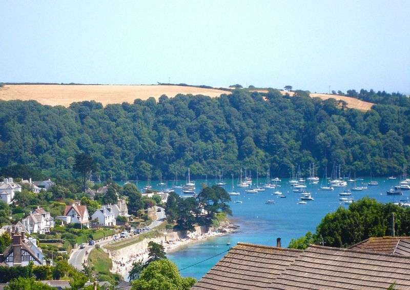 5 Bedrooms Detached House for sale in Upper Castle Road, St Mawes