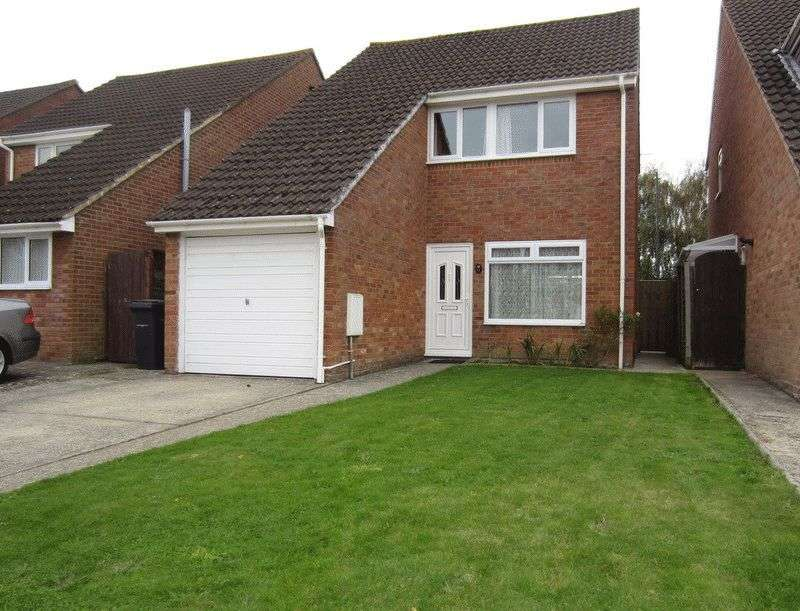3 Bedrooms Detached House for sale in MUSCLIFF