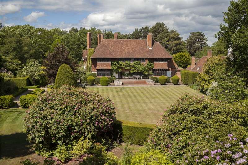 7 Bedrooms House for sale in Crooksbury House, Tilford, Farnham, Surrey, GU10