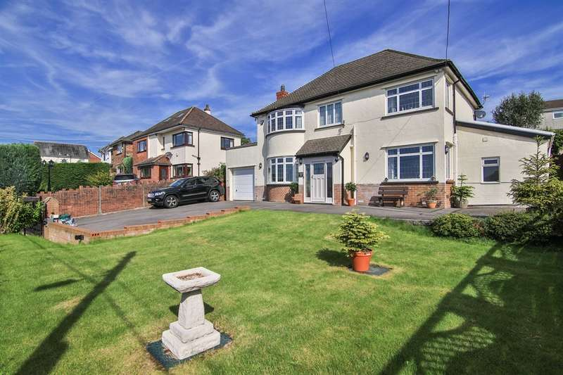 5 Bedrooms Detached House for sale in Church Road, Tonteg, Pontypridd