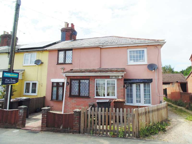 2 Bedrooms Detached House for sale in Nursling Street, Nursling, Southampton