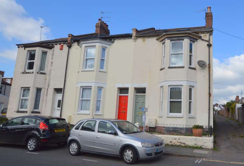 3 Bedrooms End Of Terrace House for sale in Heavitree, Exeter