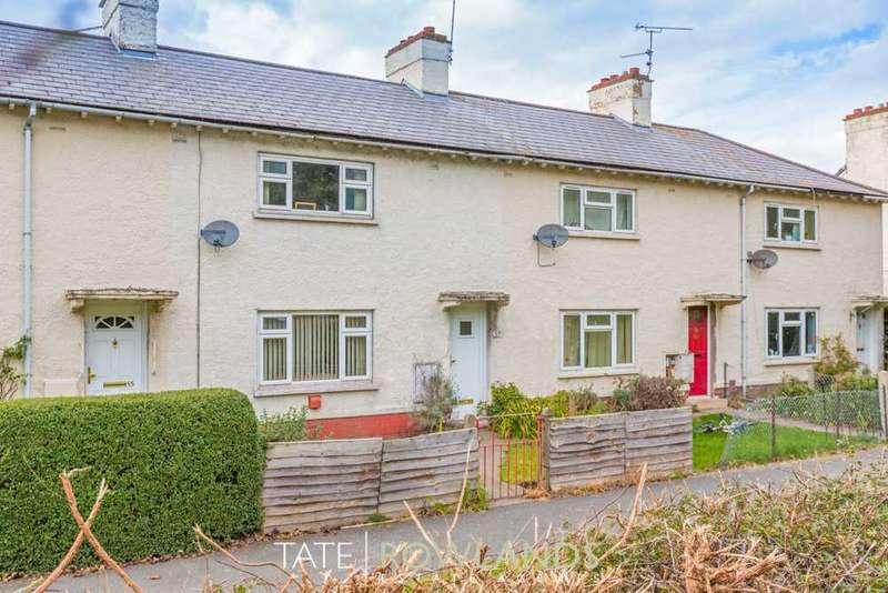 2 Bedrooms Terraced House for sale in Welsh Road, Garden City