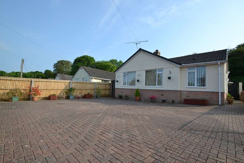 4 Bedrooms Detached Bungalow for sale in Spetisbury