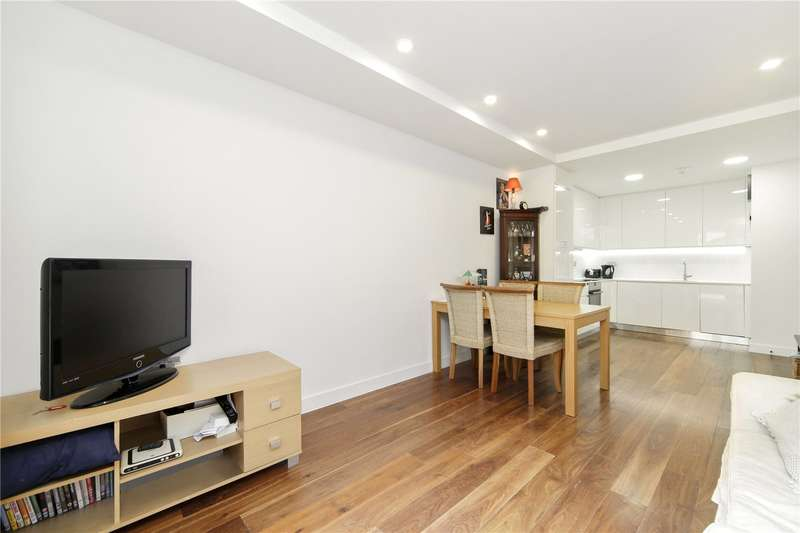 1 Bedroom Ground Flat for sale in Ronann Apartments, 26 Orsman Road, N1