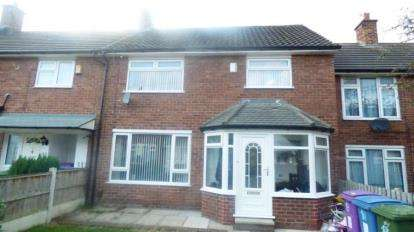3 Bedrooms Terraced House for sale in Wellgreen Walk, Liverpool, Merseyside, L25