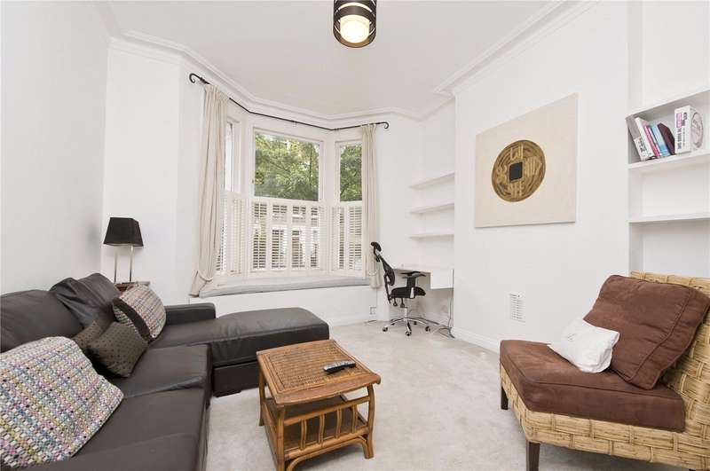 2 Bedrooms Ground Flat for sale in Bravington Road, London, W9