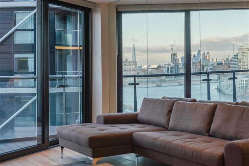 2 Bedrooms Property for sale in Three Riverlight Quay, Nine Elms Lane, Vauxhall, London, SW8