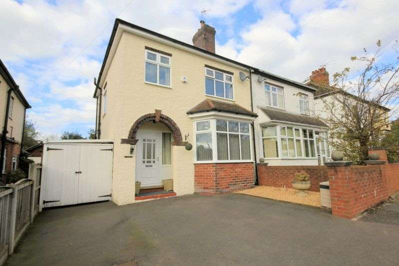 3 Bedrooms Semi Detached House for sale in Court Lane, Wolstanton