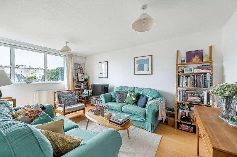 2 Bedrooms Flat for sale in Regency Street, London