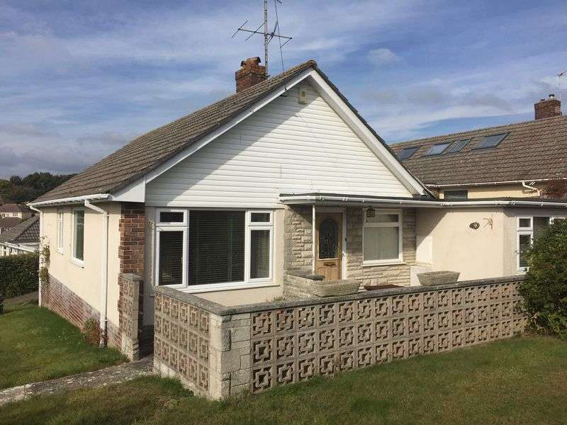3 Bedrooms Detached Bungalow for sale in Springfield Crescent, Weymouth