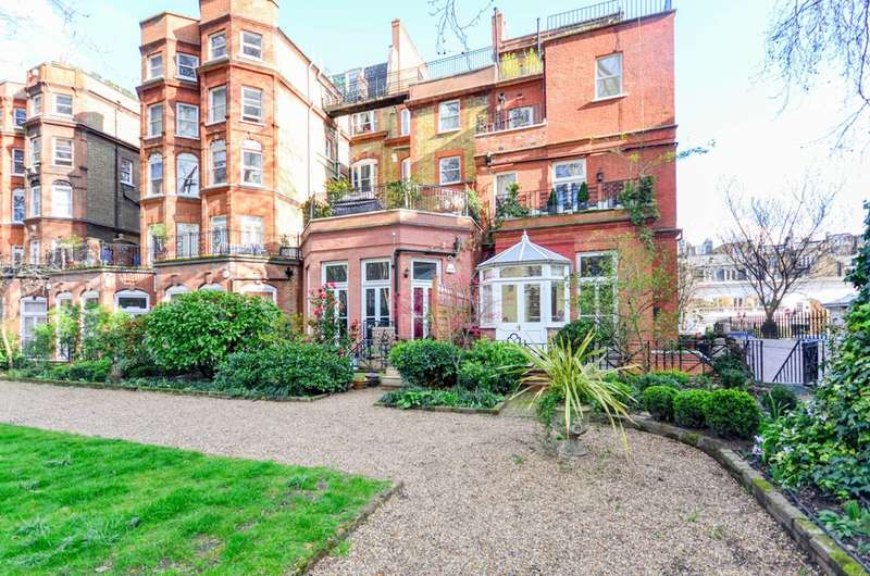 2 Bedrooms Flat for sale in Bramham Gardens, South Kensington, SW5