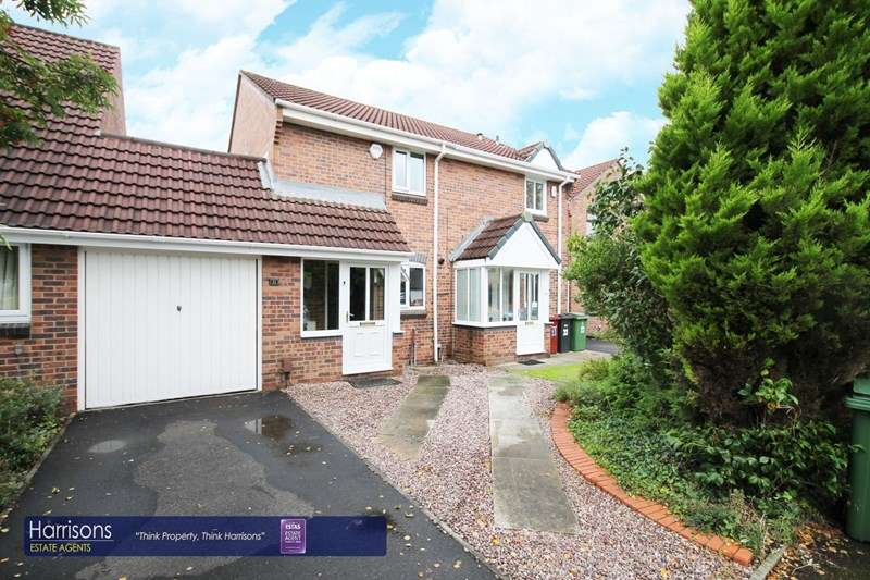 2 Bedrooms Semi Detached House for sale in Greensmith Way, Westhoughton, Bolton, Lancashire.