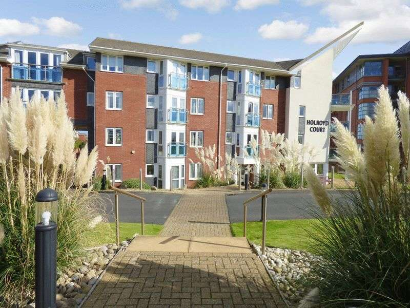 1 Bedroom Retirement Property for sale in Holroyd Court, Blackpool, FY2 9JH