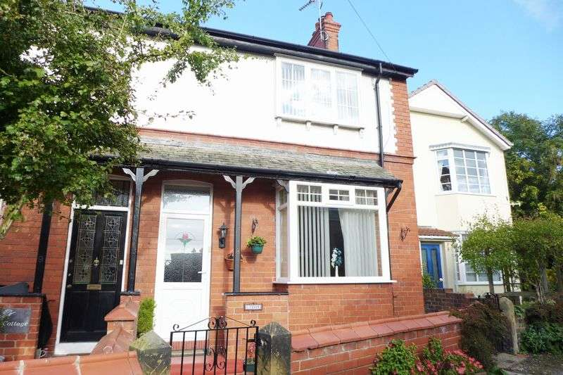 3 Bedrooms Semi Detached House for sale in South View, Wrexham