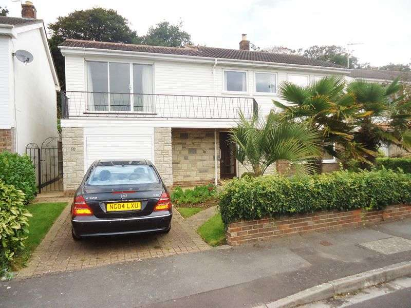 4 Bedrooms Detached House for sale in Wingard Close, Weston-Super-Mare