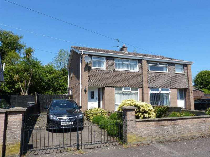 3 Bedrooms Semi Detached House for sale in Cormorant Park, Carrickfergus