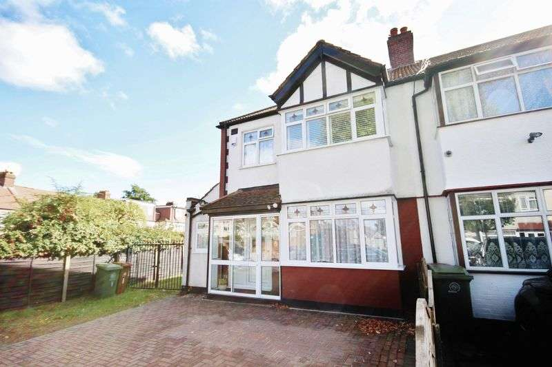 3 Bedrooms Semi Detached House for sale in CHEAM