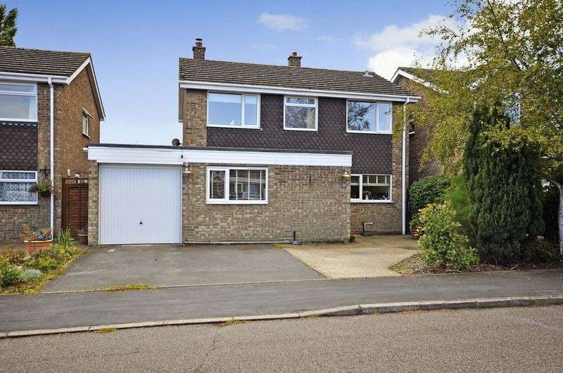 4 Bedrooms Detached House for sale in Beachampstead Road, Great Staughton