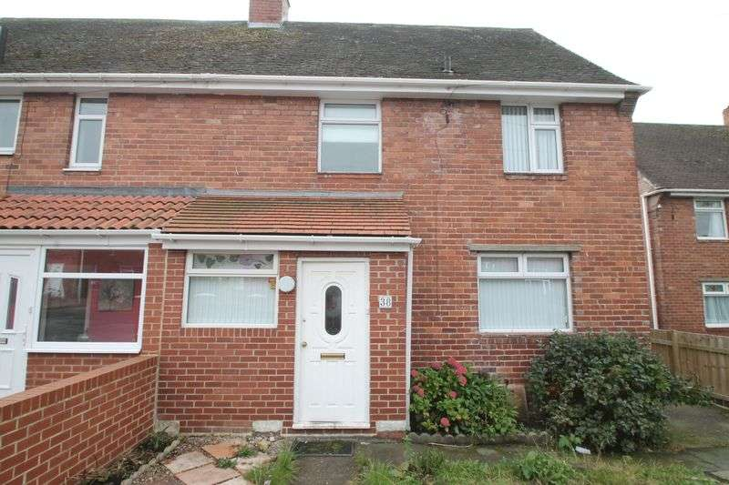 3 Bedrooms Semi Detached House for sale in Rosehill Way, Newcastle Upon Tyne