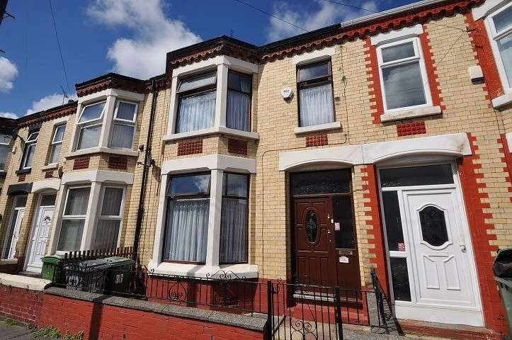 3 Bedrooms House for sale in Clarence Road, Wallasey