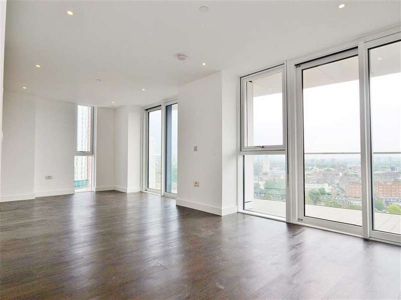 2 Bedrooms Property for sale in Pinto Tower, Nine Elms Point, London