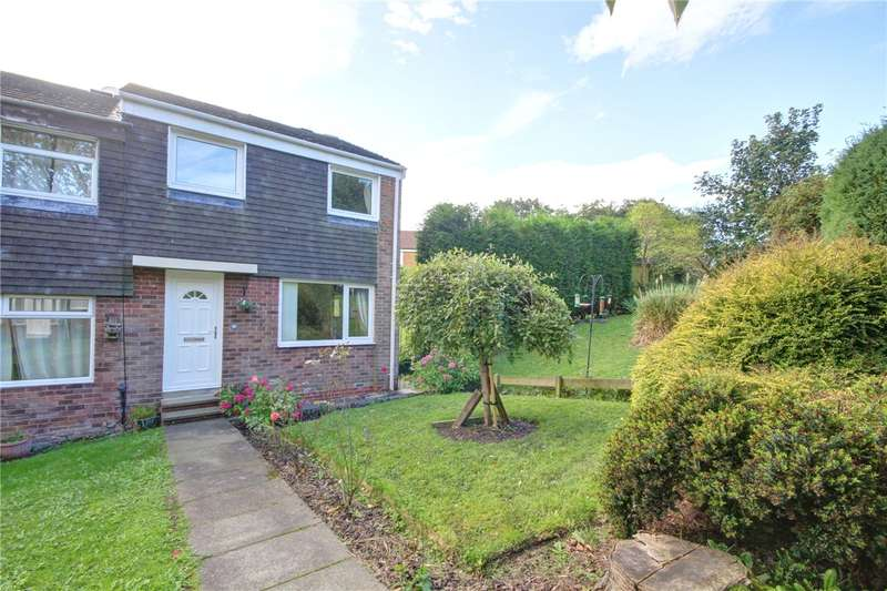 3 Bedrooms End Of Terrace House for sale in Deerness Heights, Brandon, Durham, DH7