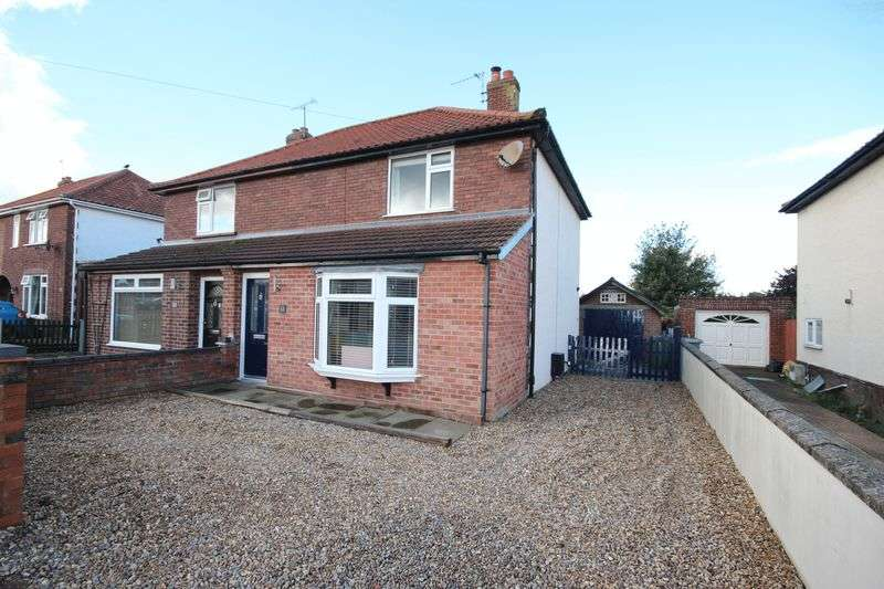 3 Bedrooms Semi Detached House for sale in Dixon Road, Norwich