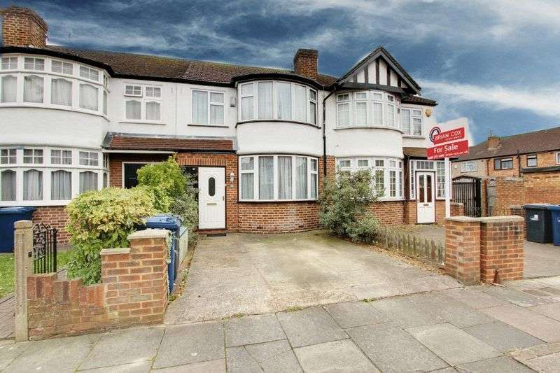 3 Bedrooms Terraced House for sale in Wyresdale Crescent, Greenford