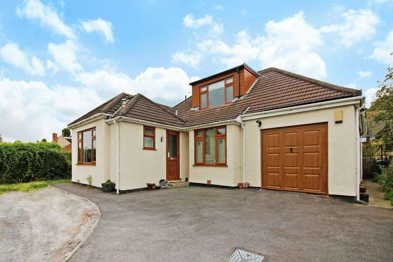 4 Bedrooms Detached Bungalow for sale in Elmhurst, Clevedon Road, Tickenham