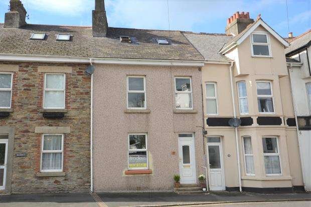 3 Bedrooms Terraced House for sale in Liskeard Road, Callington, Cornwall