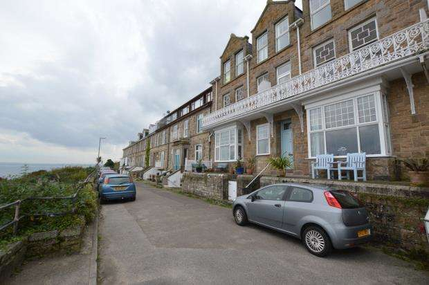 2 Bedrooms Flat for sale in Draycott Terrace, St. Ives, Cornwall