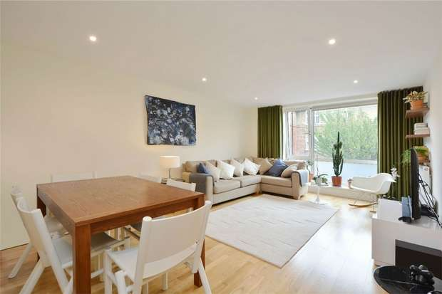 2 Bedrooms Flat for sale in Liberty Street, London