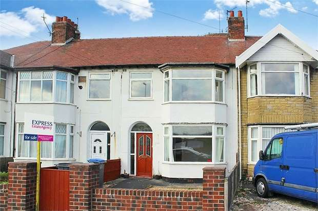 3 Bedrooms Terraced House for sale in Warbreck Hill Road, Blackpool, Lancashire