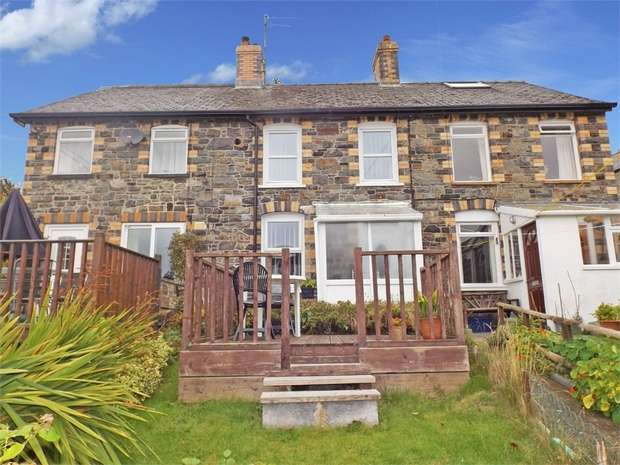 2 Bedrooms Terraced House for sale in East Street, Rhayader, Powys