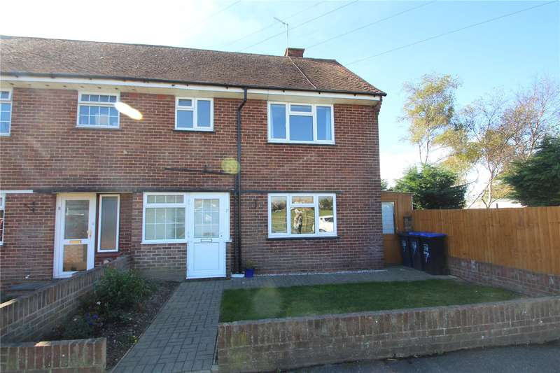 2 Bedrooms Semi Detached House for sale in White Styles Road, Sompting, West Sussex, BN15