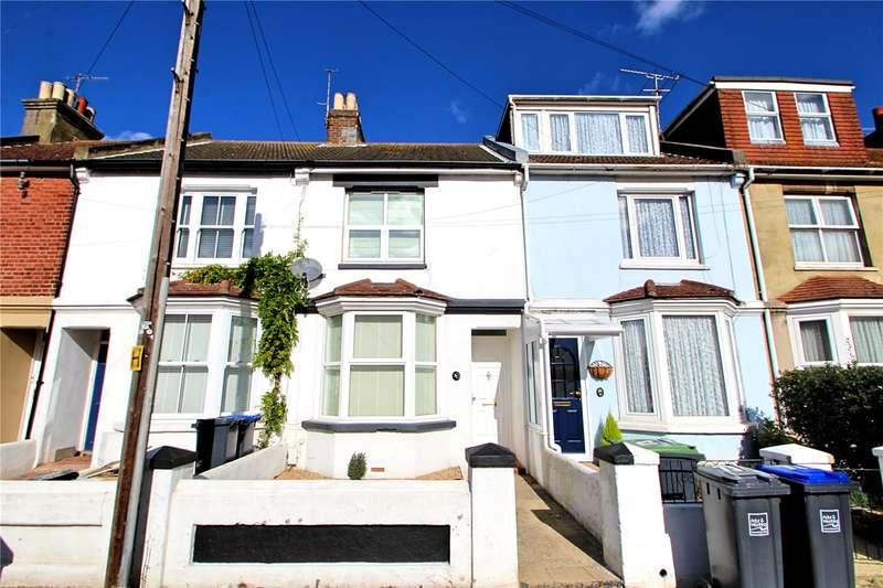 2 Bedrooms Terraced House for sale in Becket Road, Worthing, West Sussex, BN14