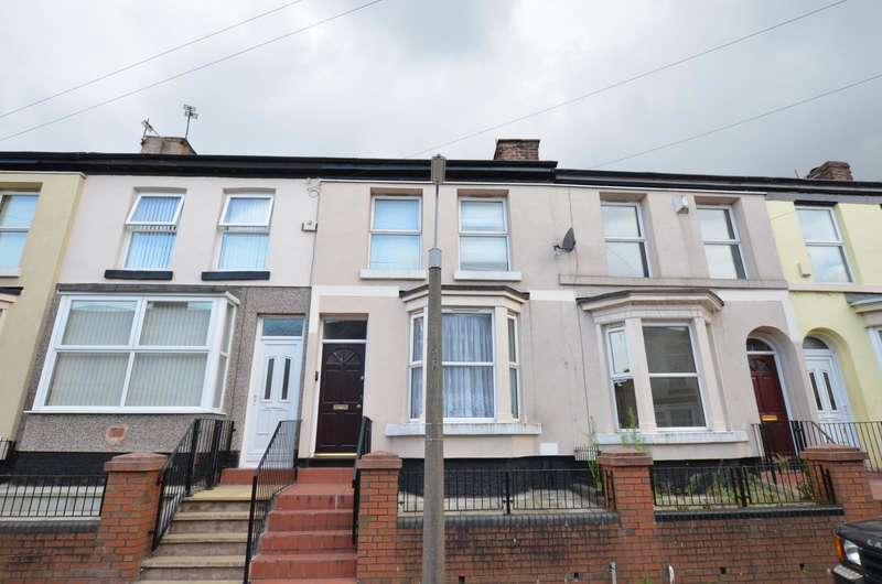 2 Bedrooms Terraced House for sale in Ullswater Street, Liverpool, Merseyside, L5